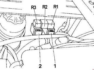alfa romeo 155 fuse box diagram auto genius 2003 Saab 9-3 Fuse Diagram alfa romeo 155 fuse box diagram 2 4 v6 model