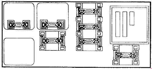 alfa romeo 155 fuse box diagram auto genius alfa romeo 155 fuse box diagram