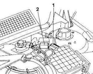 Alfa Romeo 155  1992  1998   fuse box    diagram     Auto Genius