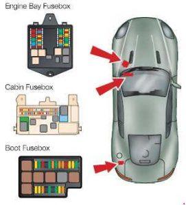 2005 dodge ram 2500 fuse box location 2005 aston martin db9 fuse box location aston martin db9 - fuse box diagram - auto genius #5
