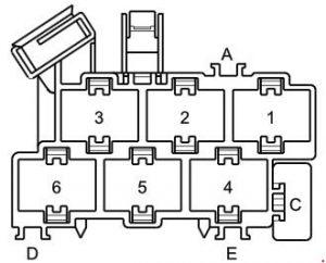 audi a2 fuse box diagram auto genius rh autogenius info audi a4 fuse box audi a2 fuse box