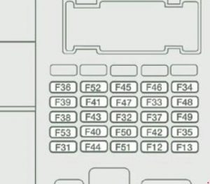 citroen xantia fuse box layout citroen relay (2006 - 2014) - fuse box diagram - auto genius citroen relay fuse box layout #4