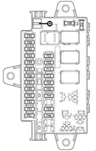 fiat ducato 2002 2006 fuse box diagram auto genius. Black Bedroom Furniture Sets. Home Design Ideas
