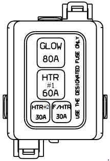 2005 hyundai accent fuse box 2012 hyundai accent fuse box hyundai accent (ic) (1999 - 2005) – fuse box diagram ... #13