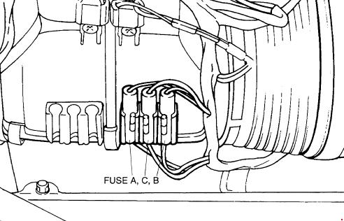 hyundai h100 fuse box diagram