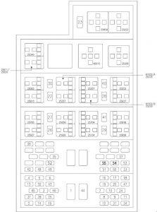 Iveco Daily (2000 - 2006) - fuse box diagram - Auto Genius on