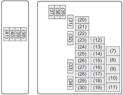 maruti engine diagram maruti suzuki baleno (2015 - present) - fuse box diagram ... vr6 engine diagram engine mount