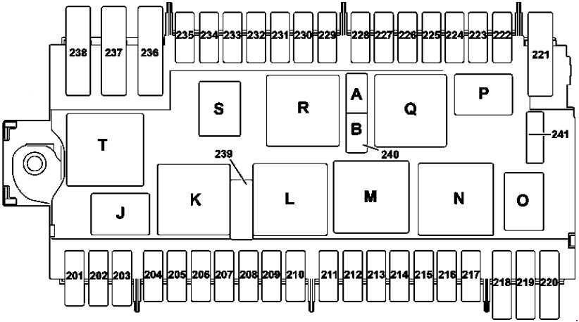 mercedes benz a class w176 2012 2018 fuse box diagram auto rh autogenius info Mercedes Fuse Panel Mercedes S500 Fuse Chart