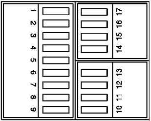 97 c230 fuse box diagram  | 1401 x 846