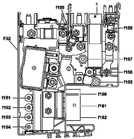 mercedes benz c-class w204 (2007-2014) - fuse box diagram ... mercedes c350 engine diagram