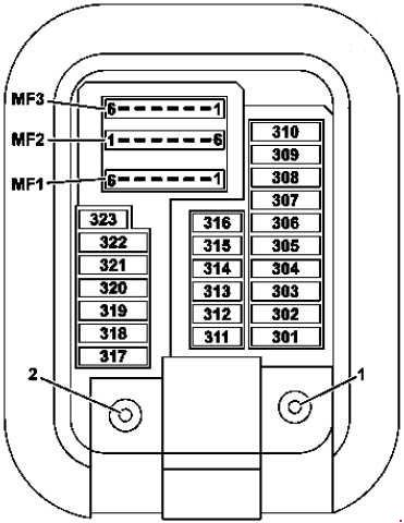 glc 86 volvo fuse box diagram wiring diagram u2022 rh tinyforge co Fuse Box Diagram for Volvo S70 2002 XC70 Fuse Box