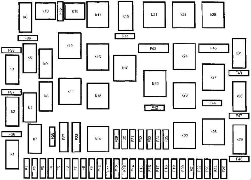 2002 Mercedes Ml55 Power Windows Wiring Diagram from www.autogenius.info