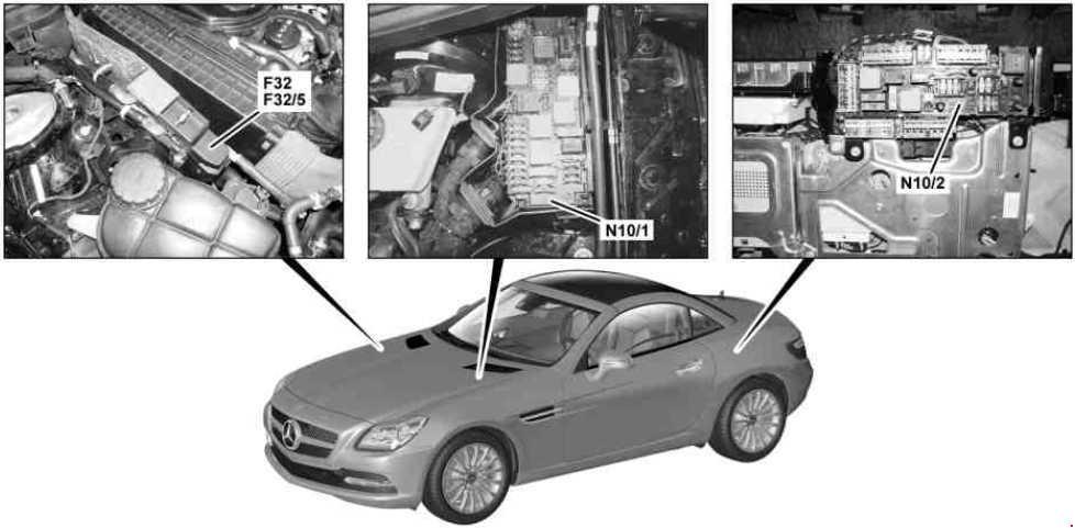 Mercedes-benz Slk  R172  2010 - Present