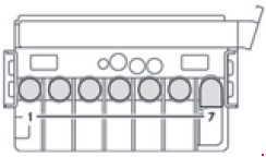 2006 dodge sprinter fuse diagram sprinter fuse diagram mercedes-benz sprinter (w906) (2006 - 2017) - fuse box ... #8