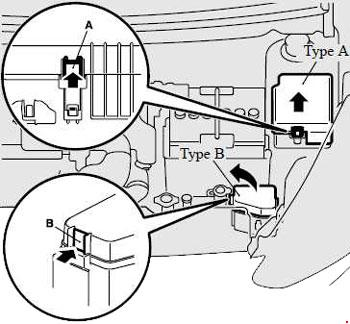 mitsubishi mirage (2012 present) fuse box diagram auto genius 2004 pacifica fuse box diagram mitsubishi mirage (2012 present) fuse box diagram