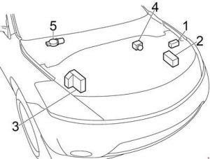 Nissan       Murano     2002  2007      fuse    box    diagram     Auto Genius