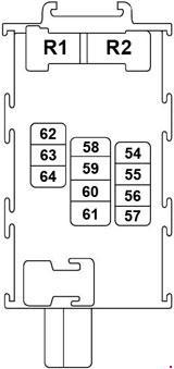nissan x trail air con wiring diagram nissan x trail 2008 fuse box diagram nissan x-trail (2014 - 2018) - fuse box diagram - auto genius #5