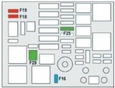peugeot 208 fuse box diagram auto genius. Black Bedroom Furniture Sets. Home Design Ideas