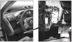 Smart Fortwo (451; 2007 - 2015) - fuse box diagram - Auto ...