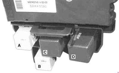 smart roadster fuse box for sale smart roadster (2003 - 2005) - fuse box diagram - auto genius vw t4 fuse box for sale