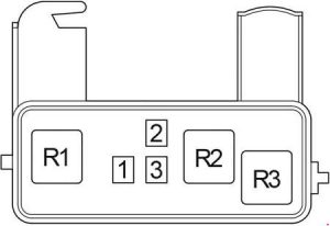 toyota verso fuse box diagram toyota avensis verso (2000 - 2006) - fuse box diagram ...