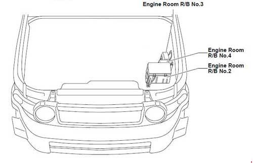 toyota fj cruiser engine diagram
