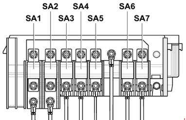 Volkswagen Caddy 2005 2008 Fuse Box Diagram Auto Genius. Volkswagen Caddy 2005 2008 Fuse Box Diagram. Volkswagen. 2005 Volkswagen Jetta Fuse Box Diagram J17 At Scoala.co