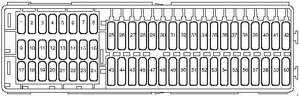 [QNCB_7524]  Volkswagen Caddy (2010 - 2014) – fuse box diagram - Auto Genius | Vw Caddy Fuse Box 2012 |  | Auto Genius