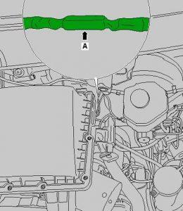 Volkswagen Crafter - fuse box diagram - Terminal 30 voltage supply fuse -S190- (1)