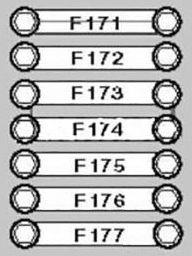 BMW       X5     E70  2007  2013      fuse    box    diagram     Auto Genius