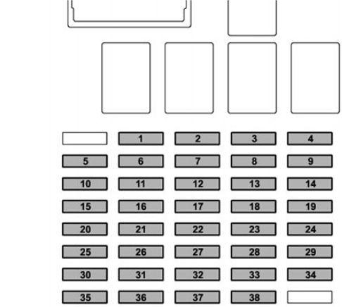 Subaru Fuse Panel - Technical Diagrams on