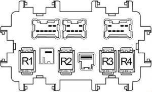 Nissan Altima (2013 - 2018) - fuse box diagram - Auto Genius