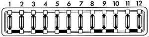 porshe 914 1969 1976 fuse box diagram auto genius. Black Bedroom Furniture Sets. Home Design Ideas