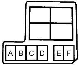 94 suzuki sidekick fuse box diagram suzuki swift (cultus) (1989 - 1994) - fuse box diagram ...