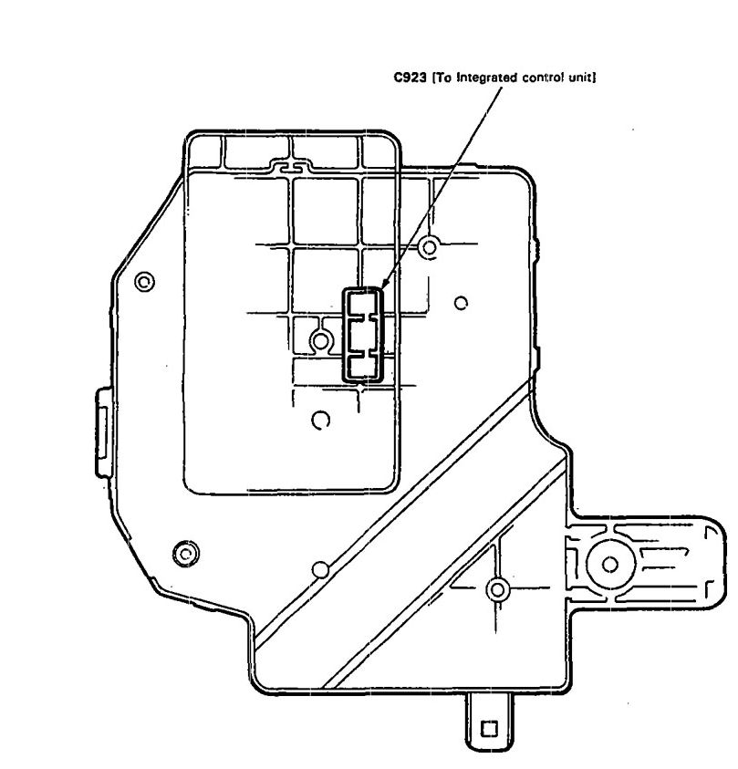 acura legend  1991   u2013 fuse box diagram