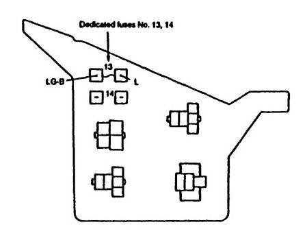 Auto Reset Circuit Breaker Wiring Diagram 1995 Isuzu Rodeo ... on