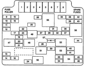 32 1999 Isuzu Npr Fuse Box Diagram - Wiring Diagram List