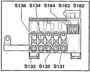 audi tt (2001) - fuse box diagram - auto genius audi tt fuse box 2001 #11