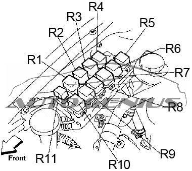 Nissan Altima 1998 2001 Fuse Box Diagram Auto Genius