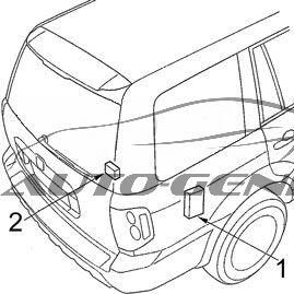 Honda Pilot 2003 2008 Fuse Box Diagram Auto Genius