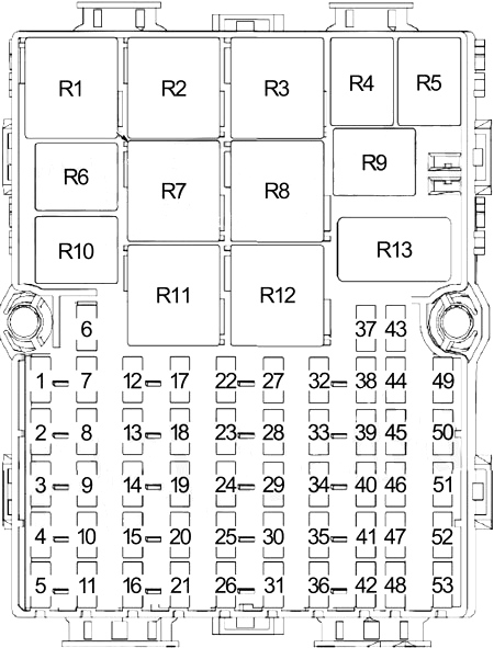 egr valve location on a 2011 ford transit ford transit connect  2009 2013  fuse box diagram auto genius  ford transit connect  2009 2013