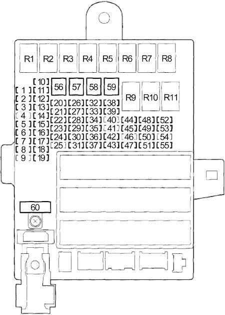 honda cr-z (2010 - 2016) - fuse box diagram - auto genius  auto genius