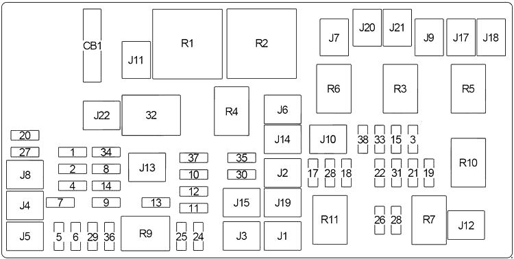 2012 dodge ram fuse box diagram | wiring schematic |  load-active.pesarocoupon.it  wiring schematic