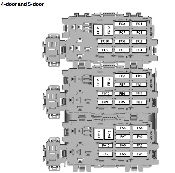 ford mondeo mk4 rear fuse box 4 5 door mondeo mk4 rear fuse box diagram wiring diagrams for diy car repairs ford s max rear fuse box location at crackthecode.co